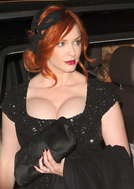 Big Breasted Redhead 21