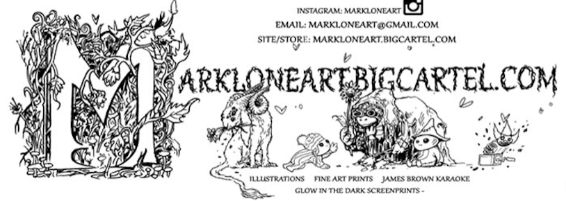 Mark's art and Illustration blog!