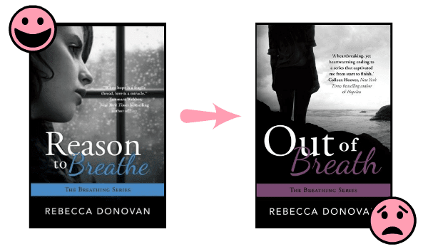 The Breathing Trilogy by Rebecca Donovan