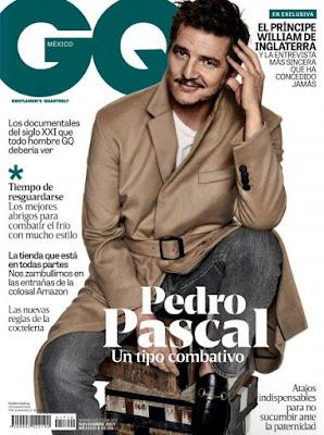 Revista GQ México Noviembre 2017