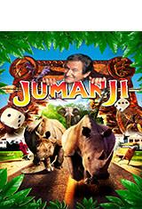 Jumanji (1995) DVDRip Latino AC3 5.1 / Español Castellano AC3 5.1