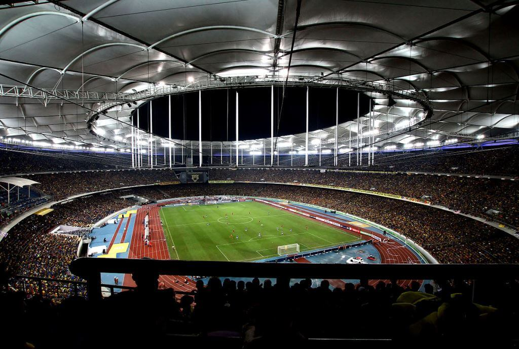 Stadium Nasional Bukit Jalil Dinobat Stadium Terbaik Dunia 2018