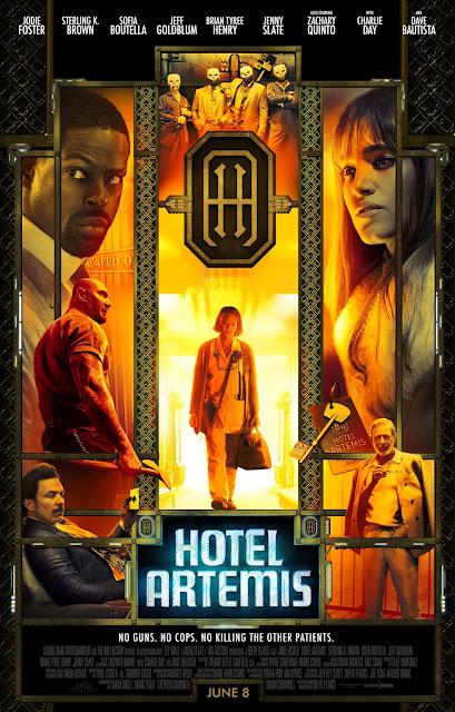HOTEL ARTEMIS (2018) ταινιες online seires oipeirates greek subs