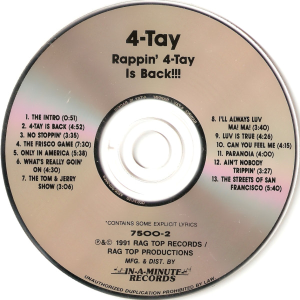 don t fight the feeling rappin 4 tay
