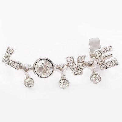 DRESSLILY - ear cuffs online/klipsy, kolczyki na uszy/wishlist.