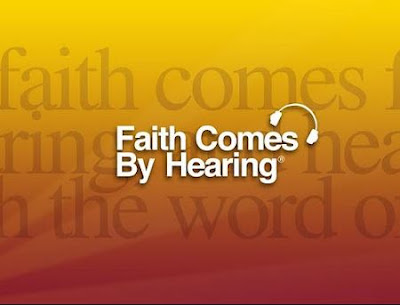 Faith Comes In The Word by Pastor Chris Oyakhilome