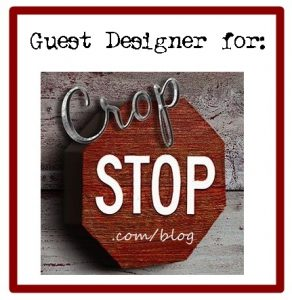 On July 6, 2018 I will be the Guest Designer at CropStop!