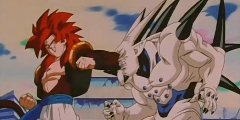 Dragon Ball E As 21 Transformacoes Mais Fortes De Goku