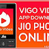 जियो फोन में विगो वीडियो अप्प डाउनलोड - Vigo Video App Download in Jio Phone