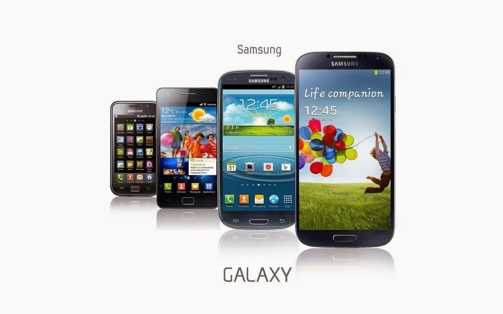 Daftar Harga HP Samsung Galaxy Juni 2014 Lengkap