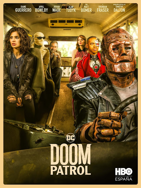 DOOM PATROL, Series, HBO España