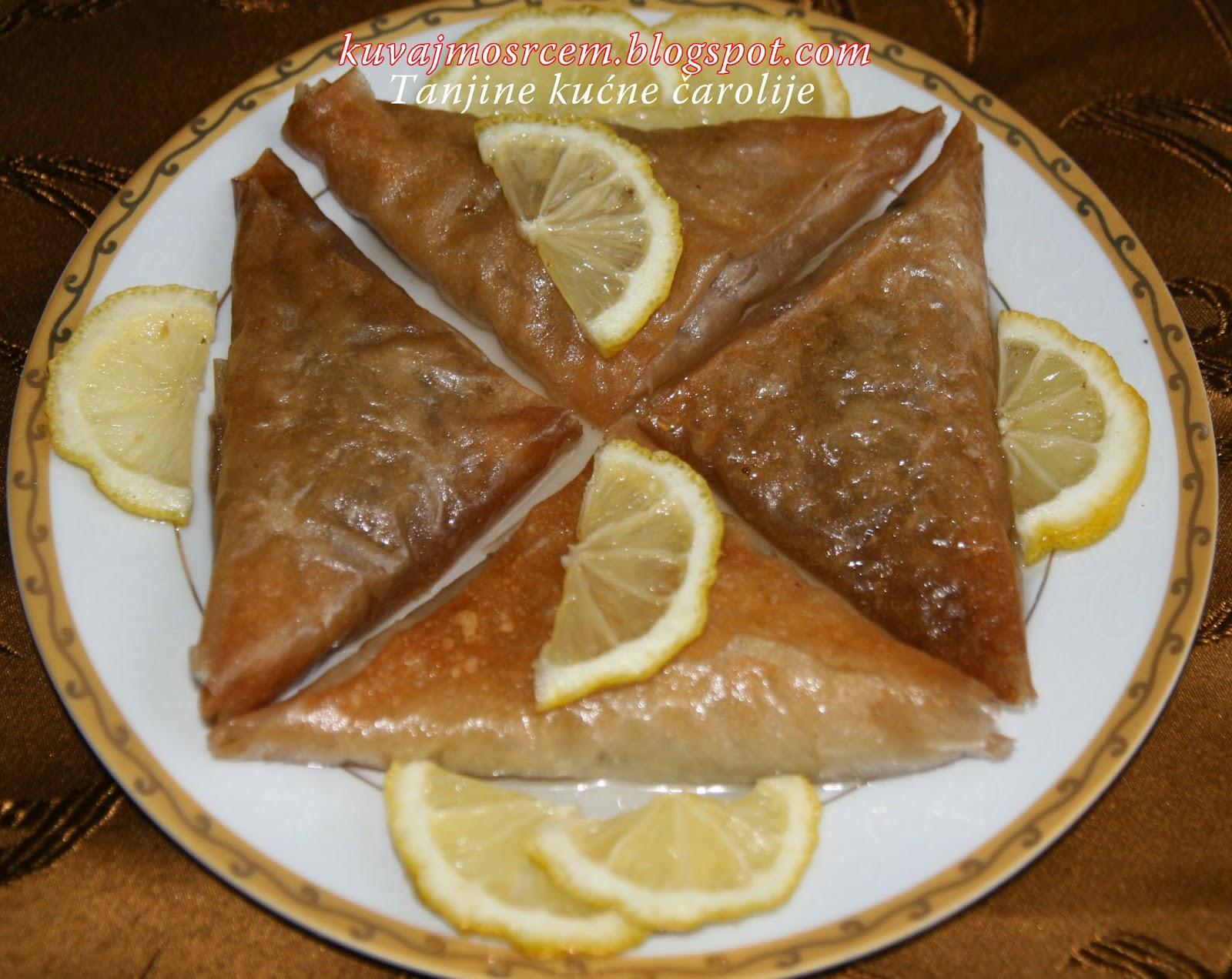 Baklava - Tanjine kućne čarolije
