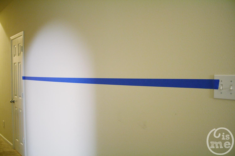 Diy pinterest gallery wall life meg o on the go for Four blank walls