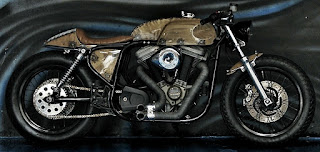 the patriot 2 buell ulysses cafe racer by studiomotor side right