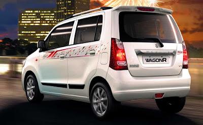 Maruti Suzuki WagonR exterior wallpaper