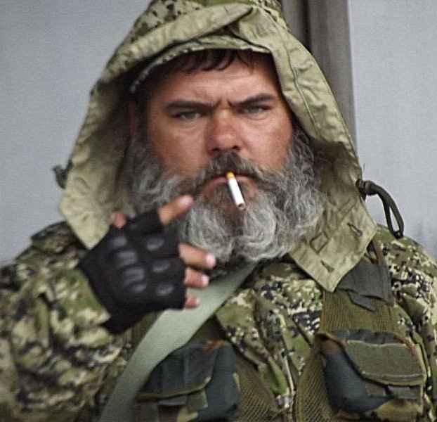 De início foram 'patrióticos separatistas ucranianos'. Depois resultaram ser milicianos profissionais vindos de toda a Rússia