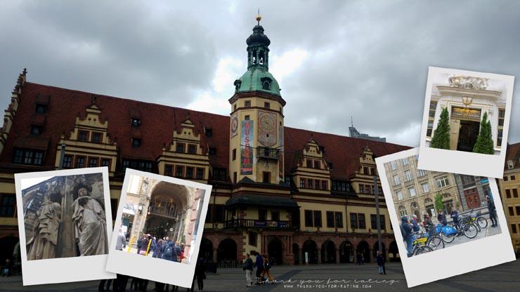 So geht Sächsisch - Stadtführung durch Leipzig