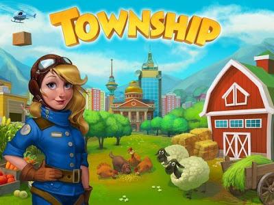 تحميل لعبة بناء المدينة Township الجديدة للاندرويد