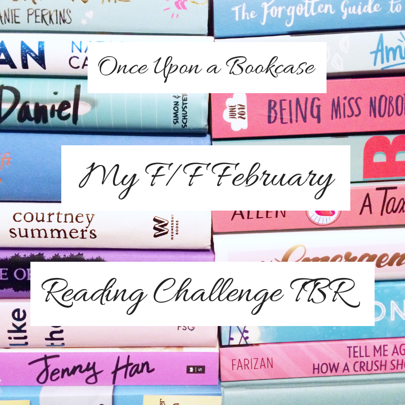 My F/F February Reading Challenge TBR