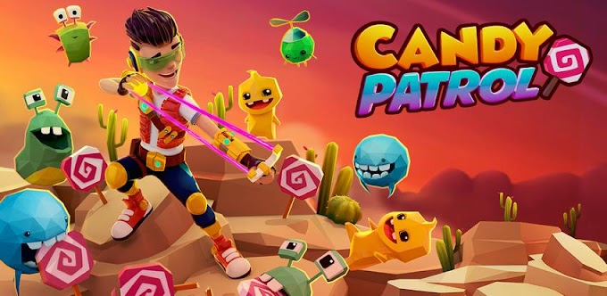 Candy Patrol~Lollipop Defense~for Android Gratis