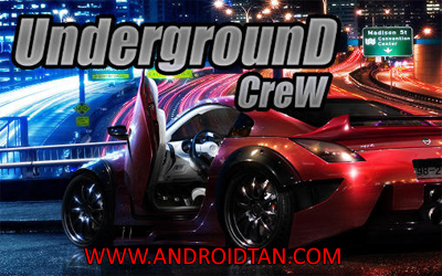 Download Underground Crew 2 Mod Apk v1.7 Unlimited Money Terbaru 2017