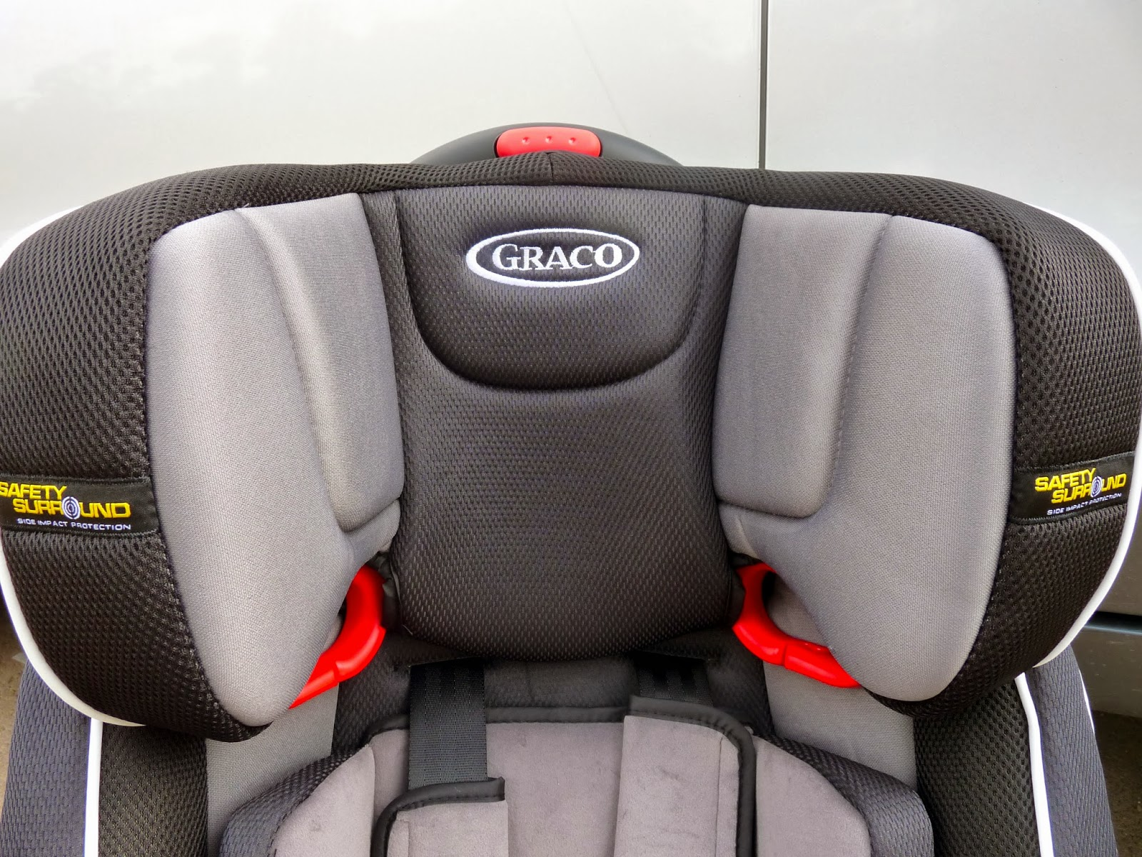 Graco Nautilus™ 3-in-1 Car Seat with Safety Surround™ Protection ...