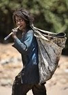 'Ragpicker child' in Jammu India, photo by Channi Anand.