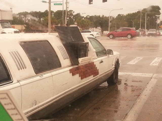 Limo with air cooler