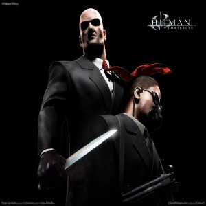 Hitman Contracts PC Game Free Download