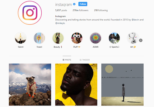 Top 11 Instagram Accounts With The Most Followers Worldwide 15