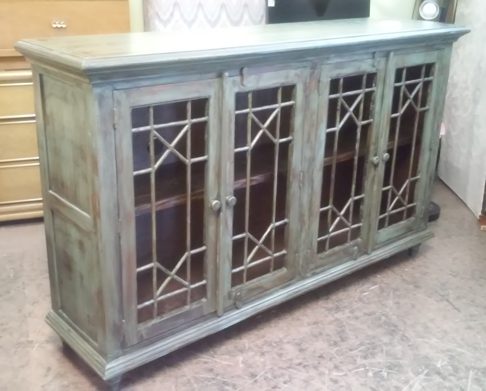 Uhuru furniture collectibles sold 6 39 indonesian teak for Sideboard 240