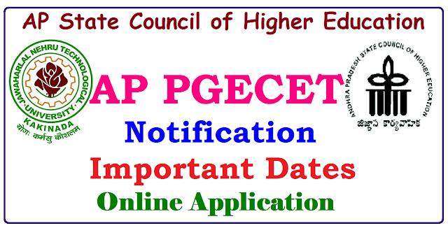 AP PGECET 2017 Notification, Exam dates, Online Application|PGECET 2017, AP PGECET 2017: Exam date, Online Application form, Notification, Eligibility, Important dates, Fee, Registration, Exam Schedule, How to apply,Test centers, Qualifying marks , Selection process, Hall ticket, Results|Andhra Pradesh Post Graduate Engineering Common Entrance Test 2017 Apply Online official at website http://sche.ap.gov.in/PGECET Andhra Pradesh Post Graduate Engineering Common Entrance Test which also known as AP PGECET 2017 notification announced by Andhra University, Visakhapatnam on behalf of Andhra Pradesh State Council Higher Education (APSCHE). Applications are invited from candidates who intend take admission into M.E / M.Tech / M.Pharmacy / Graduate level Pharm-D (PB) regular professional courses offered in Universities in Andhra Pradesh including affiliated colleges for the academic year 2017-2018. Eligible and interested candidates may submit their applications through online mode/2017/03/ap-Post-Graduate-Engineering-Common-Entrance-Test-2017-notification-exam-dates-online-application-sche-ap.gov.in-PGECET.html