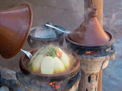 Tagine Makanan Khas Maroko