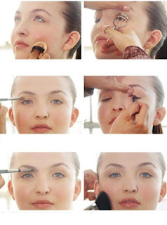 Cara Dandan Cantik Natural Simpel Makeup