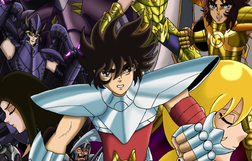Saint Seiya's Author Working On A 'Surprising' Project.