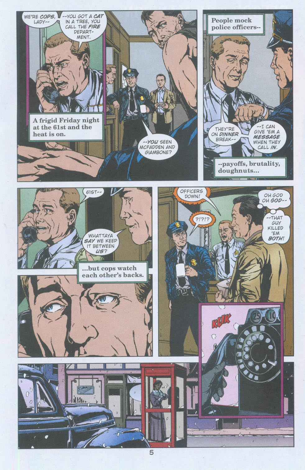 Read online American Century comic -  Issue #21 - 6
