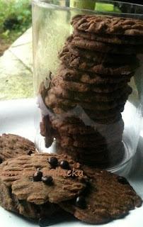 resep kue kering coklat chip