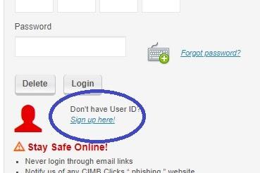 CIMB Clicks Khusus Kartu Kredit: Registrasi Akun dan Ebilling
