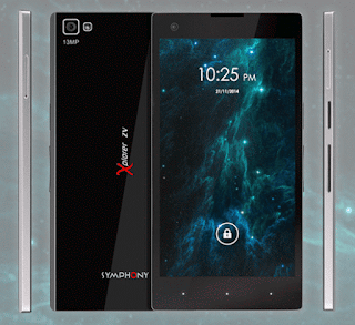 Download Stock ROM Symphony Smartphones