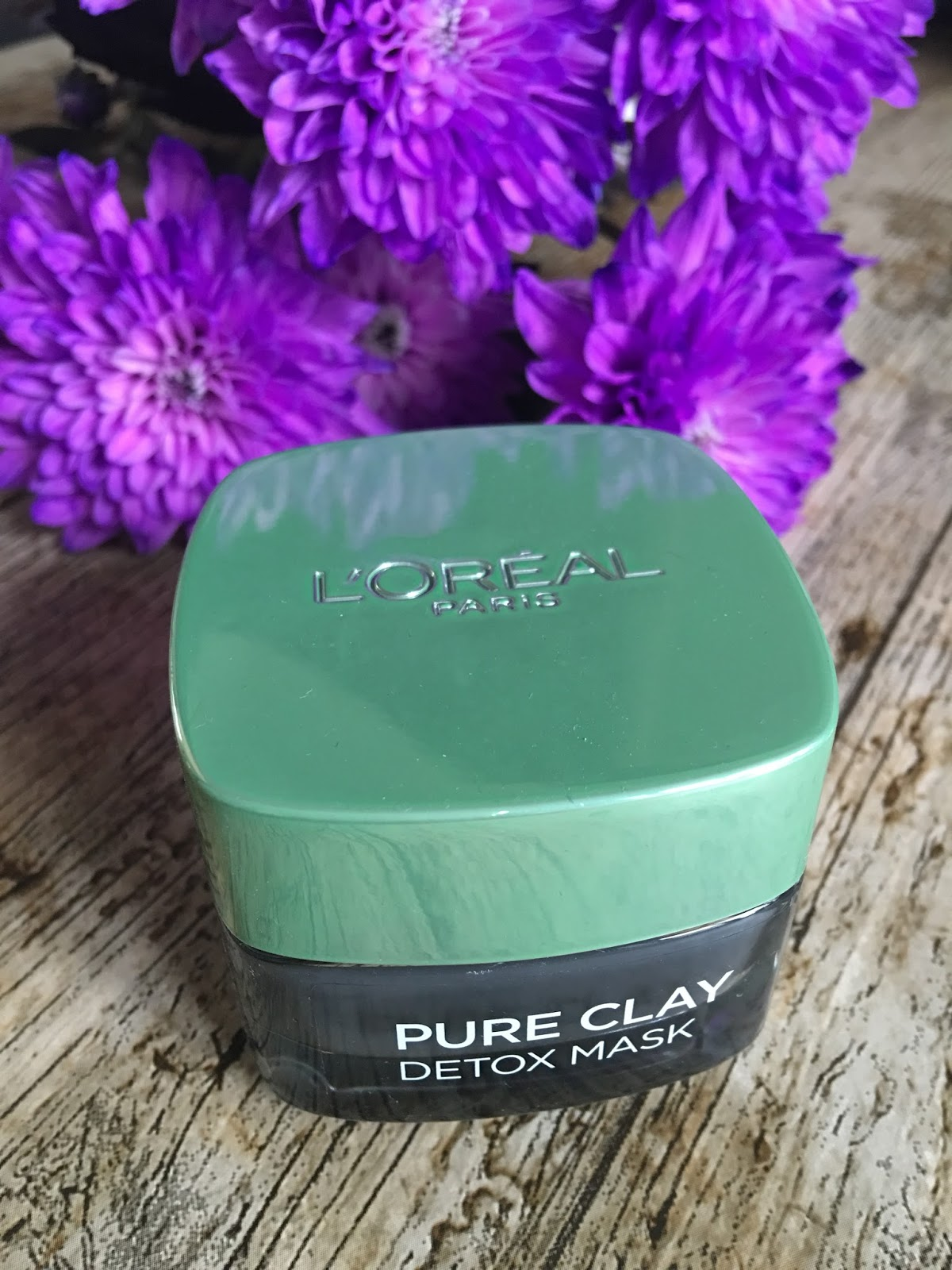 L'oreal pure clay detox mask review
