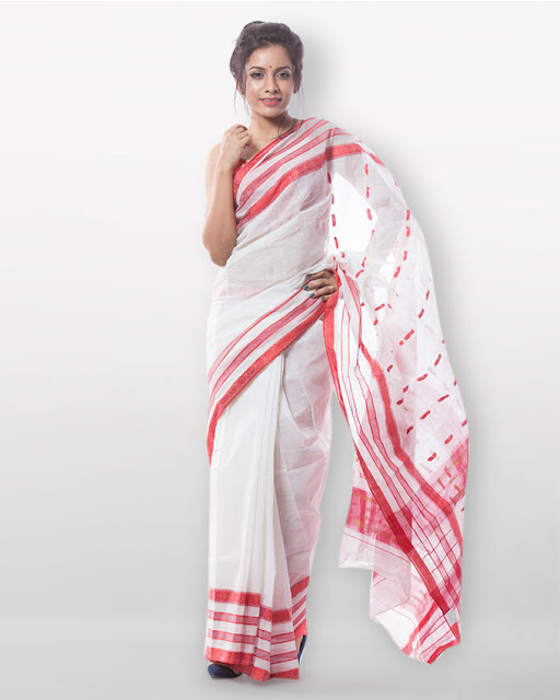boishakhi saree, sharee