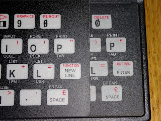 Differences between TS1000 and ZX81