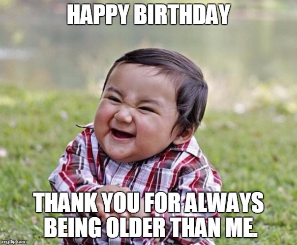 birthday meme funny