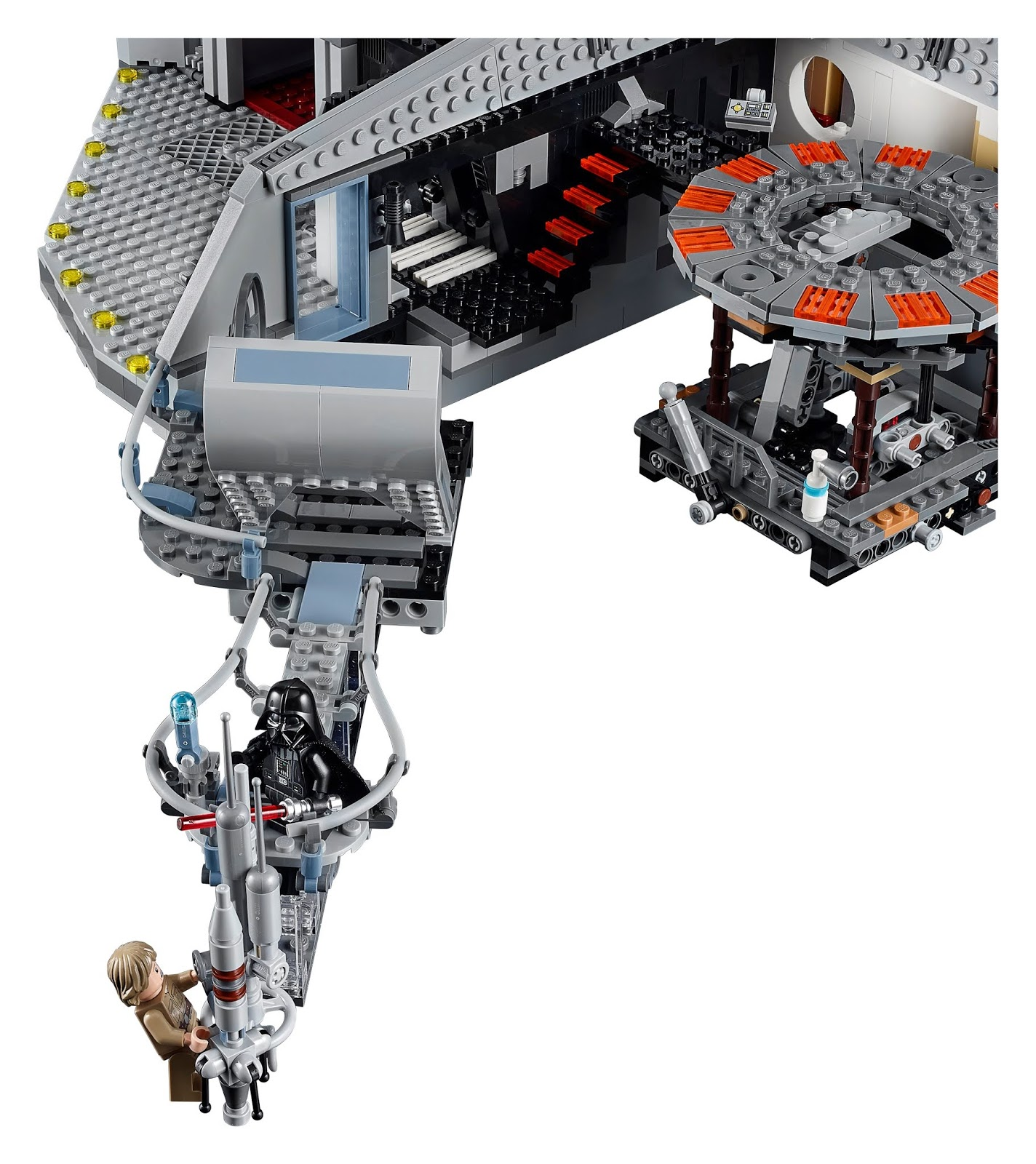 """Lego Reveals New """"Betrayal at Cloud City"""" Set 