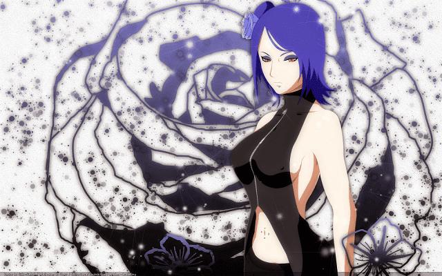 Konan jadi satu-satunya anggota perempuan di Akatsuki