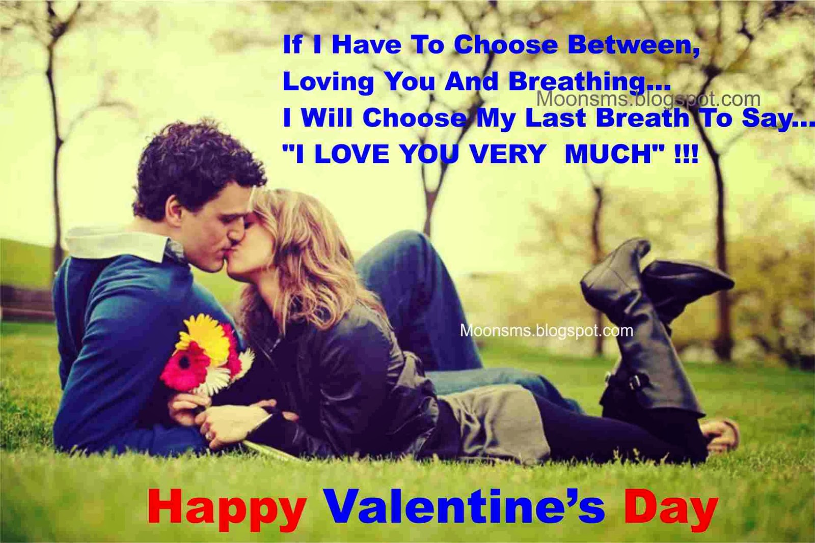 happy valentines day 2016 sms text message quotes romantic
