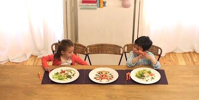 Los niños comen de todo con Heinz 1