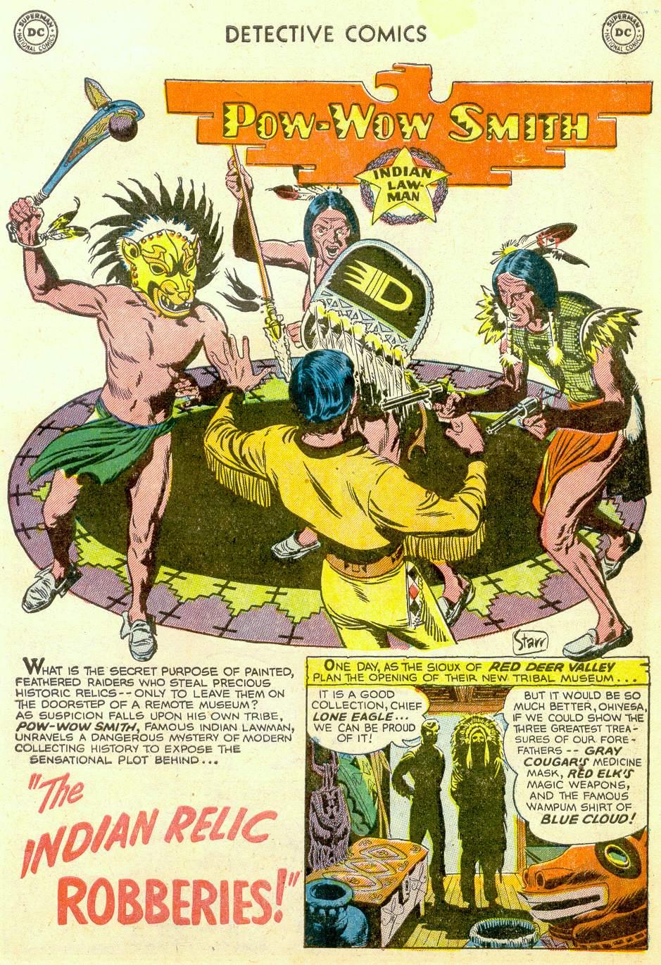 Read online Detective Comics (1937) comic -  Issue #184 - 35