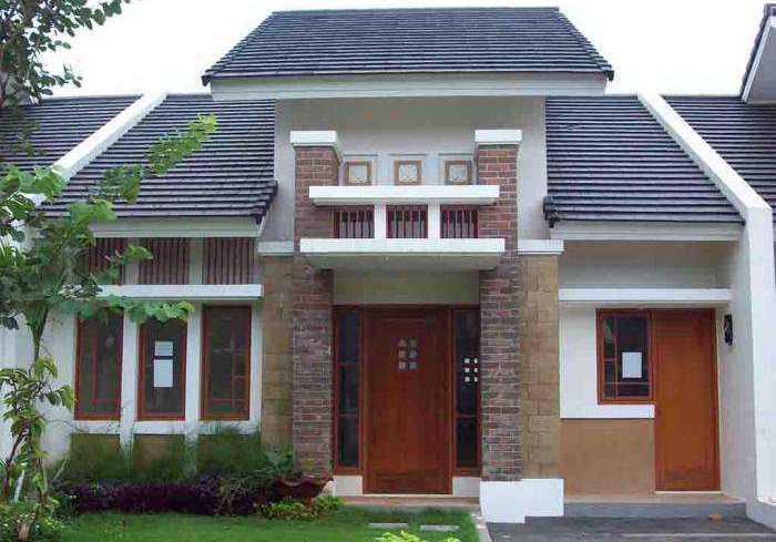 desain rumah terbaru