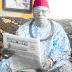 Onowu Igbonine (the Igbo Regent) is dead, as Ojukwu's widow mourns him